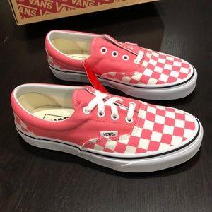 Vans Era Checkerboard Strawberry